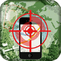 GPS Tracker telefone
