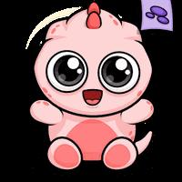 Baby Dino - Virtual Pet Game