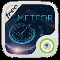 (Free) Meteors GO Locker Theme