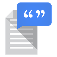 Conv. de texto em voz Google