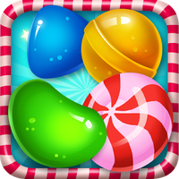 Frenesi de doces - Candy Mania
